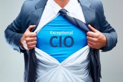 de ideale CIO volgens general managers en CFO's