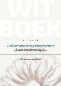 Witboek - De HoogPresterende OverheidsOrganisatie (gratis)