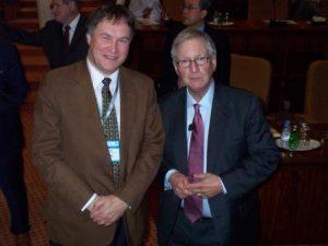 André de Waal en Tom Peters