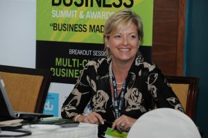 Hazel Jackson CEO biz-group United Arab Emirates