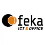Logo Feka ICT & Office - Wow effect