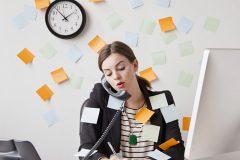 Ritueel 1 van een slechte manager - De slechte manager is altijd druk druk druk