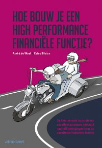 omslag High performance finance functie