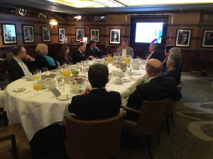 HPO UK breakfast meeting