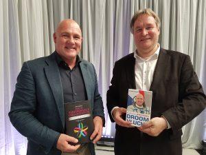André Kuipers en André de Waal