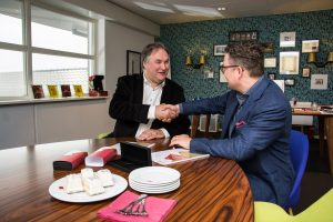 Driessen HRM en HPO Center tekenen samenwerkingsovereenkomst