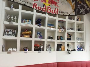 Red Bull Wall of Fame