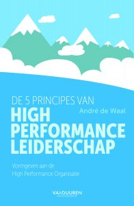 De vijf principes van high-performance managerial leiderschap