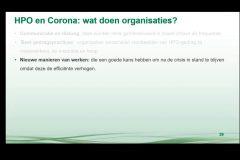 Webinar HPO en leiderschap in corona tijd met dr. André de Waal