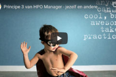 principe 3 van de HPO Manager